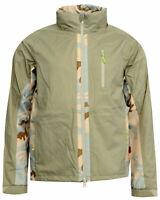 Nike Mens Water Repellent Full Zip Windrunner Jacket Beige 414595 235 A109B