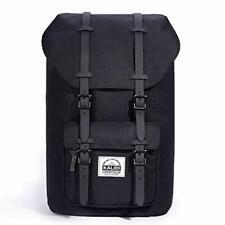 KALIDI 17 Inch Laptop Backpack Rucksack Travel Hiking Outdoor Backpack Schoolbag