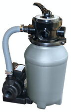 dispositivo Filtro arena de piscina top250 4-wege-ventil con bomba 4m ³/ H