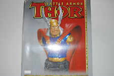 "BATTLE ARMOR THOR 8"" BUST JOHN'S COLLECTIBLES TOYS EXCLUSIVE MARVEL DF(AVENGERS1"