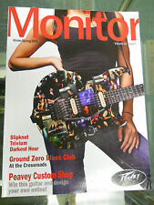 Peavey Monitor Winter/Spring 2008 Volume 25 Issue1- Excellent condition
