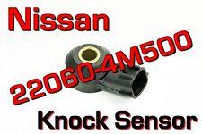Nissan 22060-4M500 KNOCK SENSOR GENUINE SIEMENS QG18DE, KA24DE