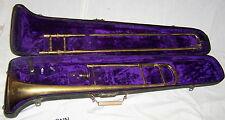 , Price  Reduced.Conn 1907 vintage slide trombone