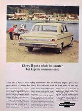 1965 65 Chevrolet CHEVY II 2 NOVA Original Ad CMY STORE 4MORE ADS  5+= FREE SHIP