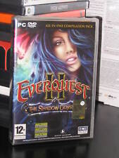 EVERQUEST 2 THE SHADOW ODYSSEY EXPANSIONE GIOCO NUOVO PER PC ED ITALIANA PAL