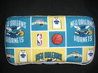 Blue and Gold New Orleans Hornets Baby Wipes Case