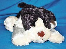 "Target Old English Sheep Dog Puppy Plush Stuffed Animal Laying Down 12"" Soft"