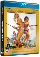 Deadlier Than The Male Blu-Ray Nuevo Blu-Ray (7958024)