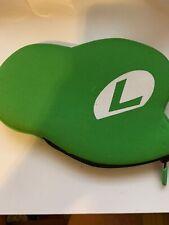 Club Nintendo Exclusive Luigi Hat Case Pouch for DS/3DS