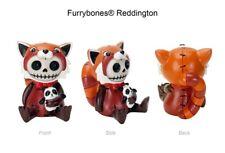 FURRYBONES FIGURINE - REDDINGTON THE FOX SKULL SKELETON IN COSTUME - 1ST ON EBAY