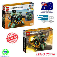 Lego 75976 OVERWATCH WRECKING BALL Hammond Hamster Age 9+ NEW & SEALED