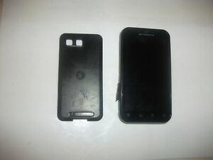 Motorola Defy MB525 DEFY - 2GB - BLACK (Unlocked) Smartphone***NO BATTERY***