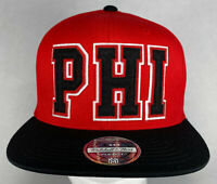 Mitchell and Ness NBA Philadelphia 76ers Retaggio Flexfit 110 Snapback Hat, New