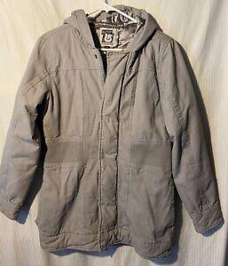 Burton Women's Gray Winter Jacket Size Small