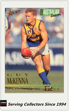 1995 Select AFL Series 1 All Australia Team Card Aa4 Ben Allan (hawthorn)