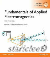 NEW 3 Days to US Fundamentals of Applied Electromagnetics 7E Ulaby 7th Edition
