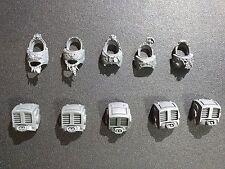 Warhammer 40k Space Wolves Wolf Guard Terminators x5 Torso / Body Bits