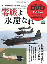 F/S Mitsubishi A6M Zero Fighter book dvd From Japan model Scale Kit Type