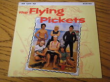 """THE FLYING PICKETS - GROOVIN'      7"""" VINYL EP PS"""