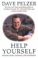 Help Yourself Dave Pelzer Books-Good Condition