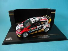 FORD FIESTA RS WRC #22 - MELICHAREK - RALLY MONTE CARLO 2014 1/43 NEW IXO RAM570