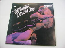 TED NUGENT - DOUBLE LIVE GONZO - 2LP VINYL ITALY 1978 - EXCELLENT
