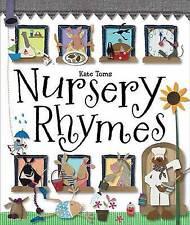 NEW Nursery Rhymes (Kate Toms Series) by Kate Toms