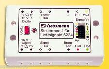 VIESSMANN 5224 digitalsteuermodul para Señales De Luz