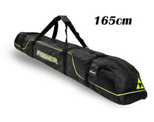 165cm Winter Ski Pole Pack Portable Carry Shoulder Bag Double Skiing Snowboard