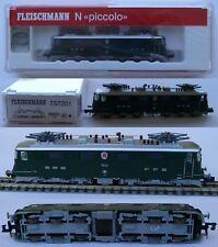 "FLEISCHMANN ""n piccolo"" 73 7201 - LOCOMOTIVA ELETTRICA CLASSE Ae 6/6 ""COIRA"""