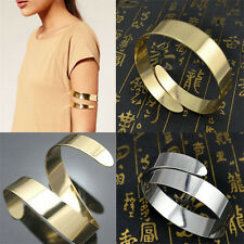 Fashion Cleopatra Swirl Snake Upper Arm Cuff Armlet Armband Bangle Bracelet Gift