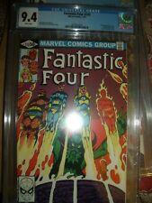 Fantastic Four #232 CGC 9.4 NM