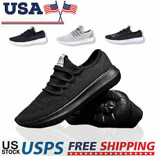 Men's Low Top Tennis Running Casual Sneakers Breathable Outdoor Athletic Shoes