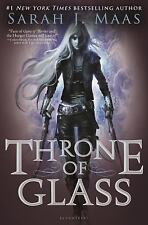 Throne of Glass (Hardback or Cased Book)