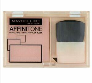 Maybelline Affinitone Blush - 77 Rose - SEALED