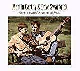 Martin Carthy - Both Ears And The Tail (NEW CD)