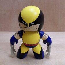 "Wolverine Marvel Mighty Muggs 6"" Figurine 1st Issue 2007 Loose Free UK P+P"