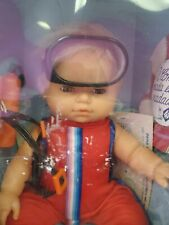 New in Box Berenguer Swimmer Boy Doll from 1990s