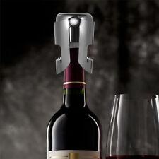Barware Plug Sealer Liquor Spirit Cap Wine Bottle Stopper Stainless Latches New