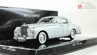 Scale model car 1:43, Bentley Continental S1 - silver 1956