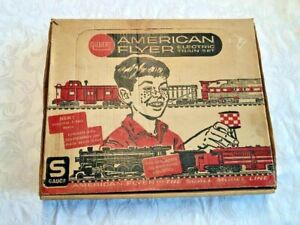 American Flyer by Gilbert #20705 Freight set! 24126 Included! RARE RARE! L@@K!
