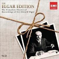 RONALD/ELGAR/MENUHIN/BALFOUR/+ - THE ELGAR EDITION 9 CD KLASSIK NEU