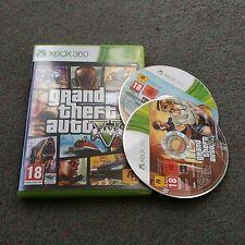 GTA V Grand Theft Auto 5 Five Xbox 360