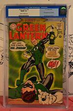 Green Lantern #59 CGC 7.0 1st Appearance of Guy Gardner Old Label Unpressed