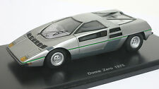 Bizarre 1/43 1975 Dome Zero Silver 1975 Japan SCALE RESIN REPLICA B1023