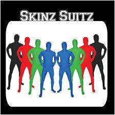 New Skinz Adult Morph Body Suit Zentai Suit
