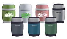 Grunwerg Pioneer Vacuum Food Flask Lunch Box Green HTH350