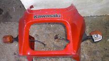 carénage tete de fourche kawasaki 750 gpz