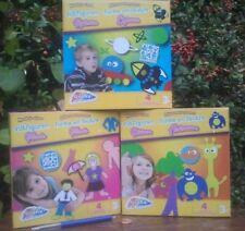 3x Kids & handcraft set (grafix) vilt