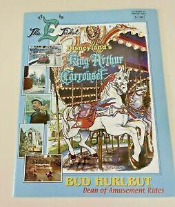 "The ""E"" Ticket Magazine No. 35 Spring 2001 Bud Hurlbut Disney's Carrousel +++"
